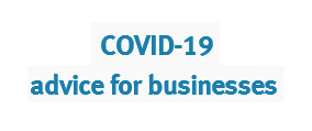 COVID-19 businesses advice
